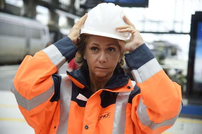 Valérie Pécresse, la présidente de la région Ile-de-France, le 4 juin 2016.