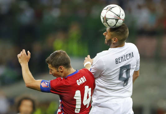 Karim Benzema, le 28 mai.