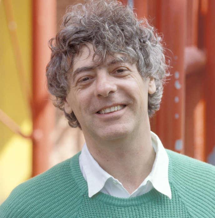 Daniel Depland, en 1988.