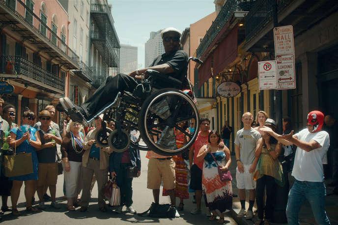 « American Hero», film américain et britannique de Nick Love, avec Stephen Dorff.