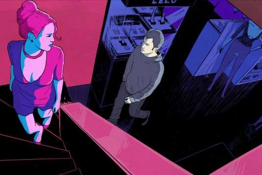 Une image du film brésilien et canadien de Pedro Morelli, « Zoom».