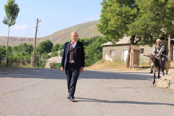 Patrick Chesnais dans le film français et arménien de Serge Avédikian, « Celui qu'on attendait».