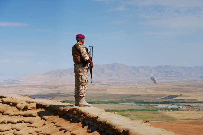 «Peshmerga », un documentaire français de Bernard-Henri Lévy.