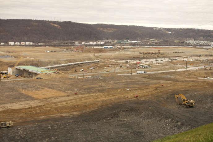 Shell a dévoilé un ambitieux plan de création d'une usine pétrochimique en Pennsylvanie.