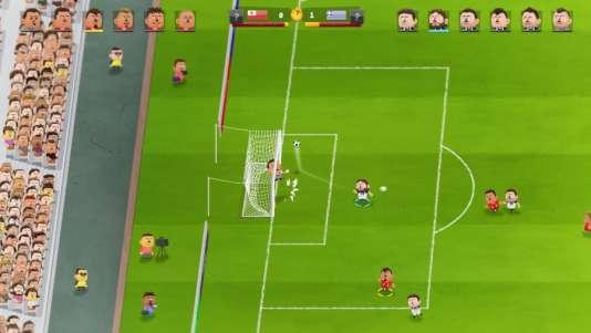 Dans Kopanito, Nintendo World Cup et Sensible Soccer sont les références assumées.