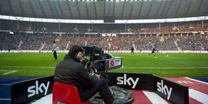 Le montant des droits de diffusion télévisée de la Bundesliga en nette hausse