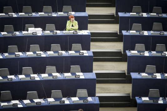 Le Parlement européen de Strasbourg, comme la Commission européenne, tournent au ralenti