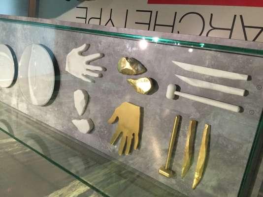 L'art de la table ou le travail artisanal des dinandiers réinventé.