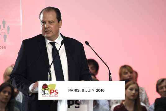 Jean-Christophe Cambadelis le 8 juin.