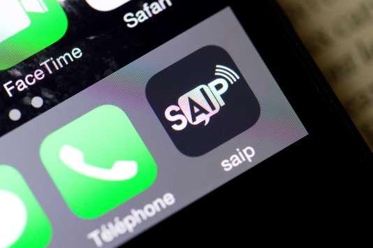 SAIP, l'application officielle du gouvernement, n'a pas envoyé d'alerte attentat dans les délais prévus, le 14 juillet, à Nice.