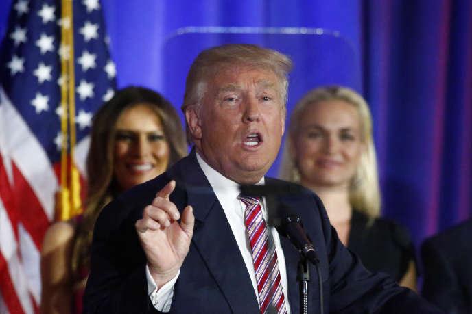 Donald Trumpa décidé d'utiliser l'épisode de la messagerie personnelle d'Hillary Clinton lorsqu'elle était secrétaire d'Etat.