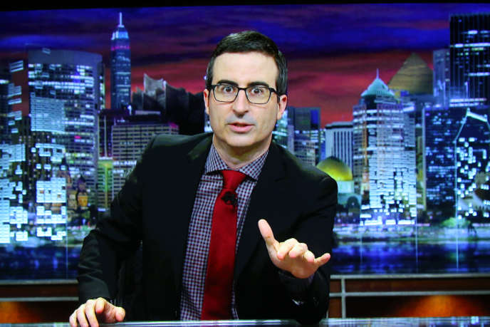 L'humoriste John Oliver, présentateur de«Last Week Tonight», a annoncé dimanche avoir racheté 15 millions de dollars de dettes pour dénoncer le système opaque des rachats de créances.
