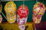 Casquettes malgaches au festival Africa de Wurtzbourg (Allemagne).