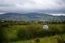 A proximité de la ville de Newry, à 6 km au nord de la frontière avec l'Irlande. Charles McQuillan/Getty Images/AFP