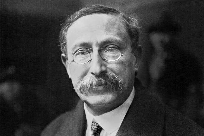 Léon Blum, en 1927.