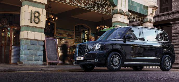 Ce bahut est principalement destiné aux taxis.