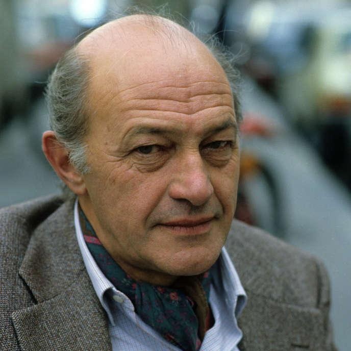 Maurice Pons, en 1982.