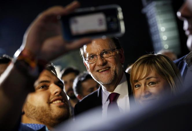 Mariano Rajoy à Madrid, le 9 juin 2016.