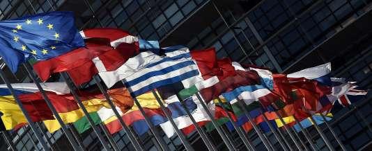 Les Britanniques se prononcent sur leur maintien au sein de l'Union européenne le 23 juin(Photo: le Parlement européen à Strasbourg, le 9 juin).