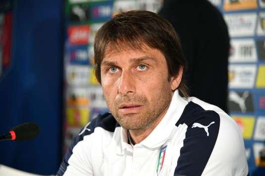 Antonio Conte, au top de la forme.