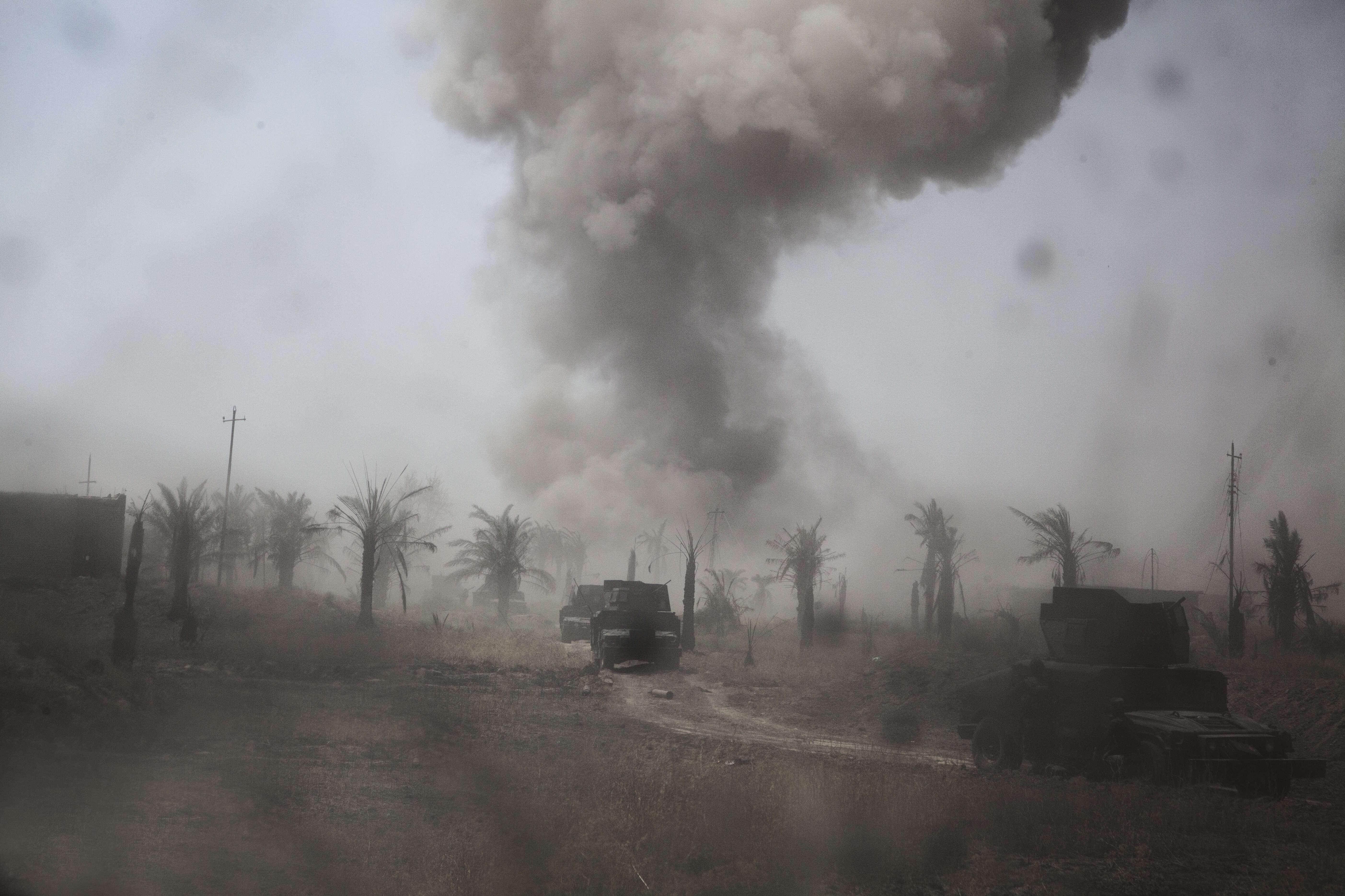Sur les quatre cents hommes des quatre bataillons engagés pendant quinze jours, neuf auront été tués, et trente autres blessés.