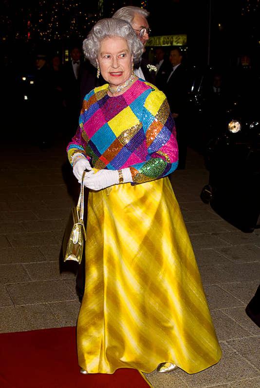 Au Palais de Birmingham (Angleterre), le 29 novembre 1999.