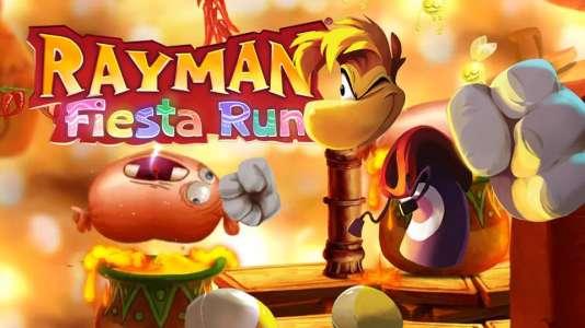Rayman Fiesta Run, un des plus grands succès populaires de jeux vidéo développés au Maroc.