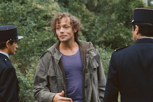 Patrick Dewaere dans« Coup de tête» en 1979.
