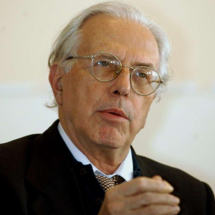 Torcuato Di Tella, à Montevideo en 2004.
