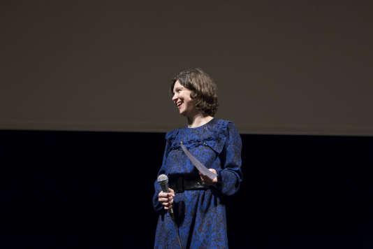 Florence Martin-Kessler, co-fondatrice et rédactrice en chef de Live Magazine.