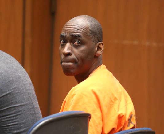 Michael Jace, lors de son procès, le 10 juin.