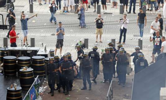 A Marseille, le 10 juin 2016.