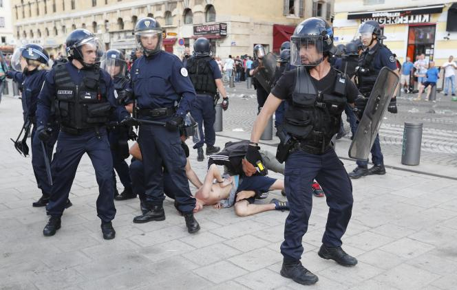 Arrestation vendredi 10 juin à Marseille.