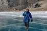 Raphaël Personnaz dans le film français de Safy Nebbou, « Dans les forêts de Sibérie».