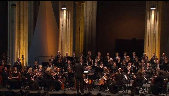 Le « Requiem» de Donizetti donné à la basilique Saint-Denis.