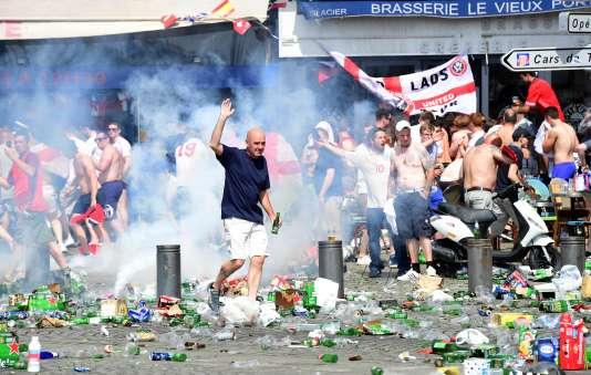 A Marseille, le 11 juin.