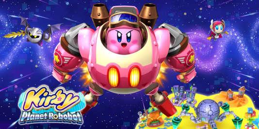 Grâce à Bethesda, «Kirby Planet Robobot» sera la meilleure vente de 2016.