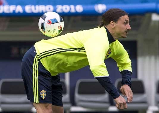 Zlatan Ibrahimovic, Suède.