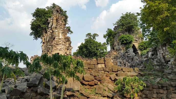 Les nouvelles données émanent en bonne partie de scans effectués en 2012 et qui ont confirmé l'existence de Mahendraparvata, ancienne ville de temples près d'Angkor Wat.