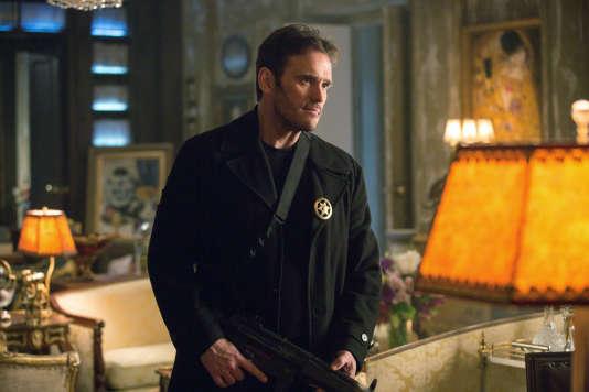 Ethan Burke (Matt Dillon, remarquable) dans le dernier épisode de la première saison de« Wayward Pines».