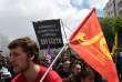 Des intermittents manifestent, le 2 juin 2016, à Toulouse.