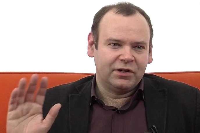 Clément Chéroux, conservateur en chef de la photographie au Centre Pompidou (ici dans un entretien vidéo diffusé en juillet 2012), a été recruté par le MoMA de San Francisco.