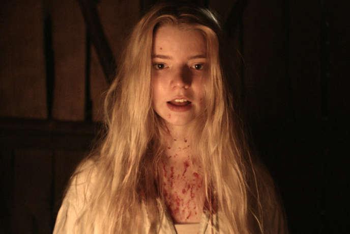 Anya Taylor-Joy dans le film américain de Robert Eggers, « The Witch».