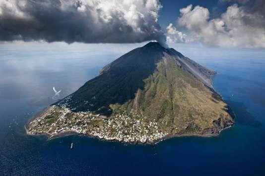 Le Stromboli est en éruption « permanente»depuis trois milleans.