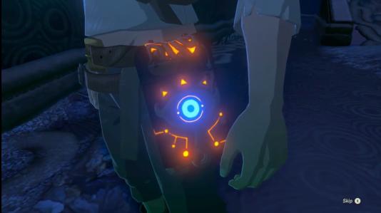 The legend of Zelda : Breath of the Wild.