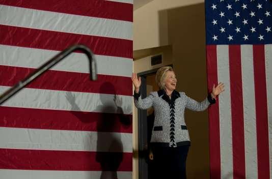 Hillary Clinton, le 14 juin à Pittsburgh enPennsylvanie.
