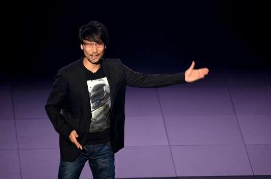 Hideo Kojima, légende vivante du jeu vidéo. Rien que ça.