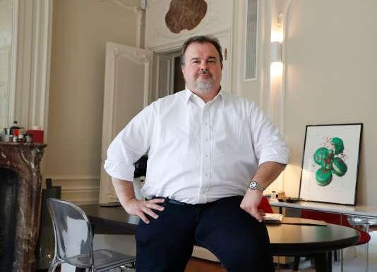 Pierre Hermé a été désigné meilleur pâtissier du monde.