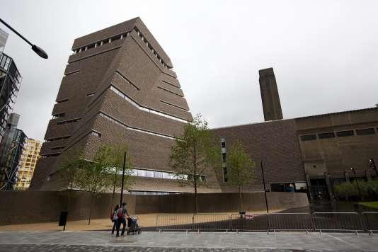 « Blavatnik Building », une aile du Tate Modern de Londres, le 14 juin 2016.
