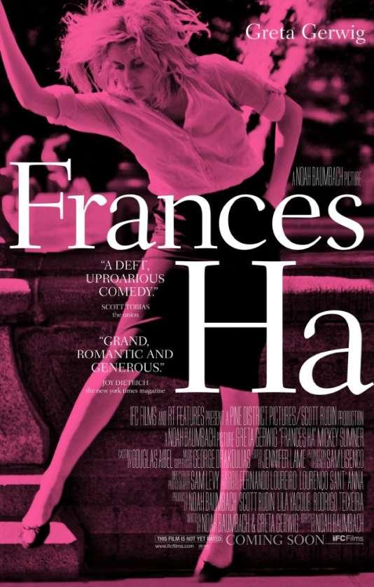 Affiche de« Frances Ha».